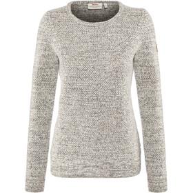Fjällräven Övik Structure Sweater Damer, beige
